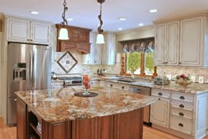 Island Kitchen remodel