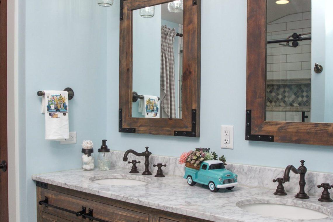 Warrenville Bathroom Remodel